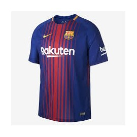 Camiseta Nike FC Barcelona 2017/18 azulgrana junior
