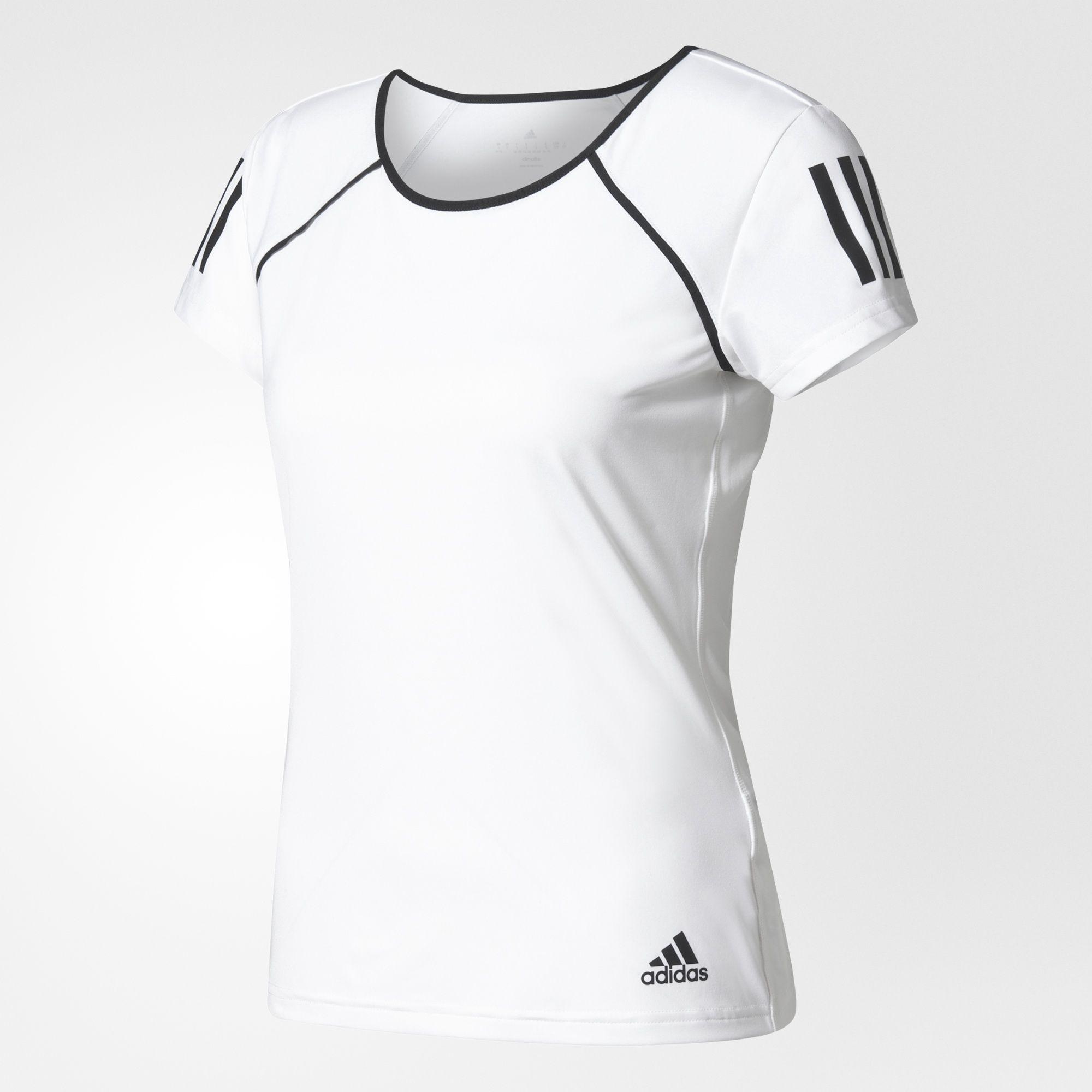 Adidas Pádel De 2017 Camiseta Mujer Tenis Blannegra Y Club O0wNvm8n