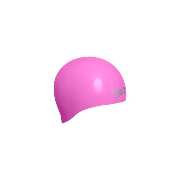Gorro Speedo Molded silicona rosa