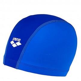 Gorro Arena lycra azul- azul royal jr