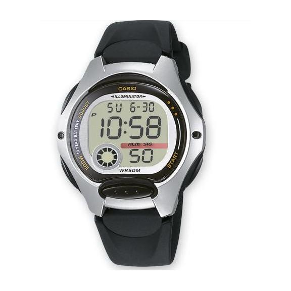 Reloj Casio wrist watch digtal LW-200-1AVEF negro