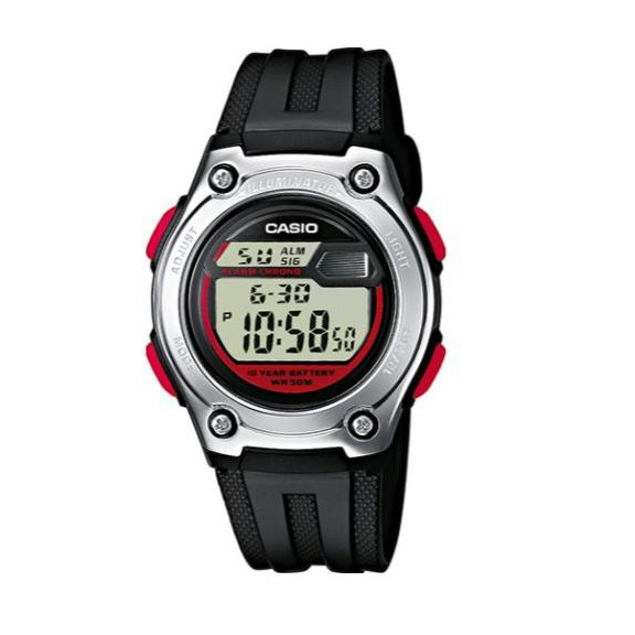 Reloj Casio digital  W-211-1BVES