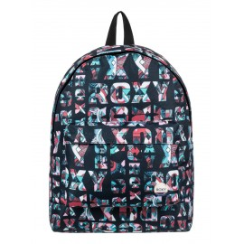 Mochila Roxy Be Young anthracite urban flavor mujer