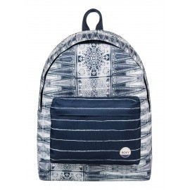 Mochila Roxy Be Young dress blues chief prado  mujer