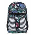 Mochila Roxy Take It Slow 22l antracite urban flavor mujer