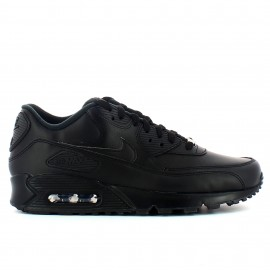 Zapatillas Nike Air Max 90 Leather negro negro hombre