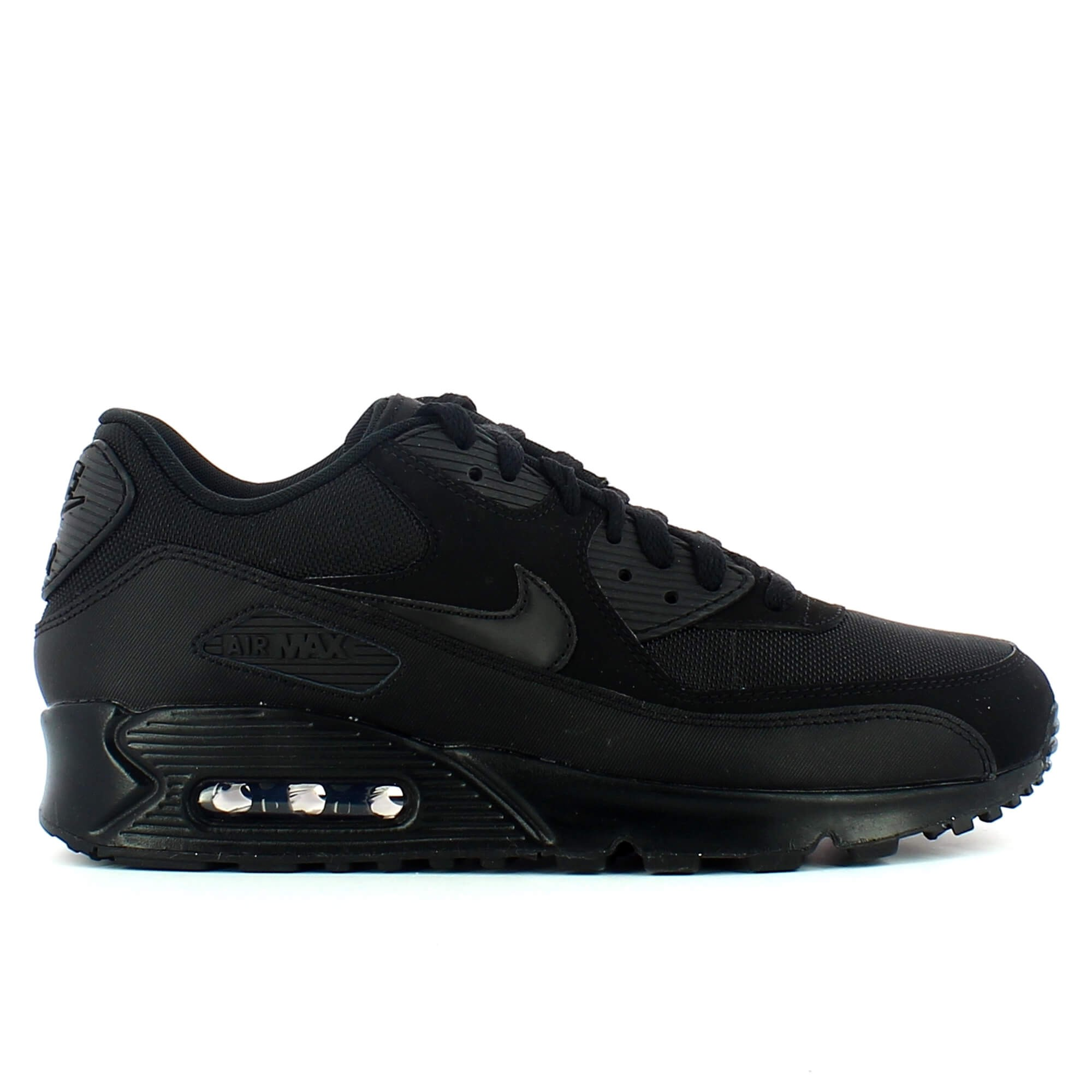 Zapatillas Nike Air Max 90 Essential negro negro hombre ...