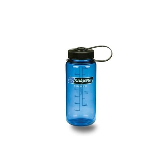 Nalgene Bidon 500ml boca ancha azul