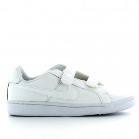 Zapatillas Nike Court Royale Psv blanco junior