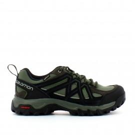 Zapatillas trekking Salomon Evasion 2 GTX verde hombre