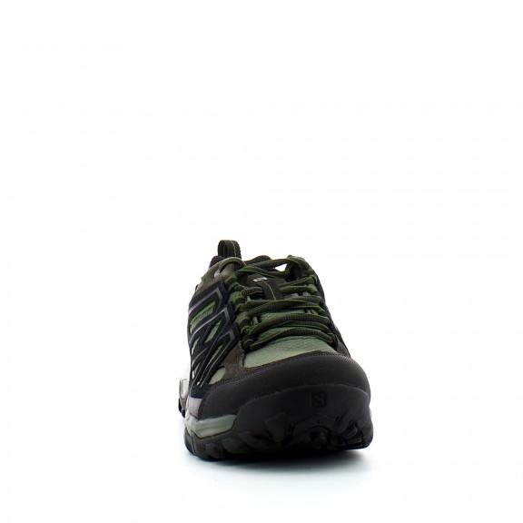 Zapatillas montaña Salomon Evasion 2 GTX verde hombre