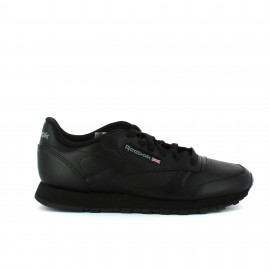 Zapatillas Reebok Classic Leather negro mujer