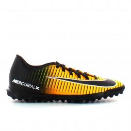 Botas de futbol Nike MercurialX Vortex III (Tf) amarillo hom