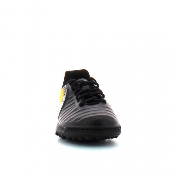 Botas de futbol Nike Jr Tiempox Rio IV Tf negro/amallo jr