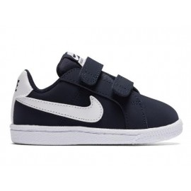 Zapatillas Nike Court Royale (Tdv) marino bebé