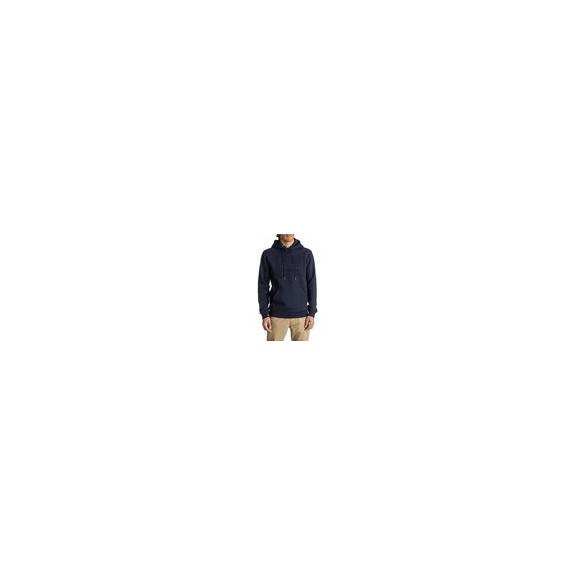 Sudadera con capucha Quicksilver Box Spray negro hombre