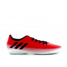 Zapatillas fútbol sala adidas Messi 16.4 Indoor rojo negro