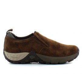 Zapatos travel Merrell Jungle Moc Ac+ marron hombre