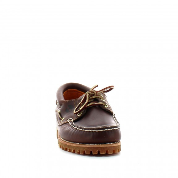 Nautico Timberland Authentic 3 marrón hombre