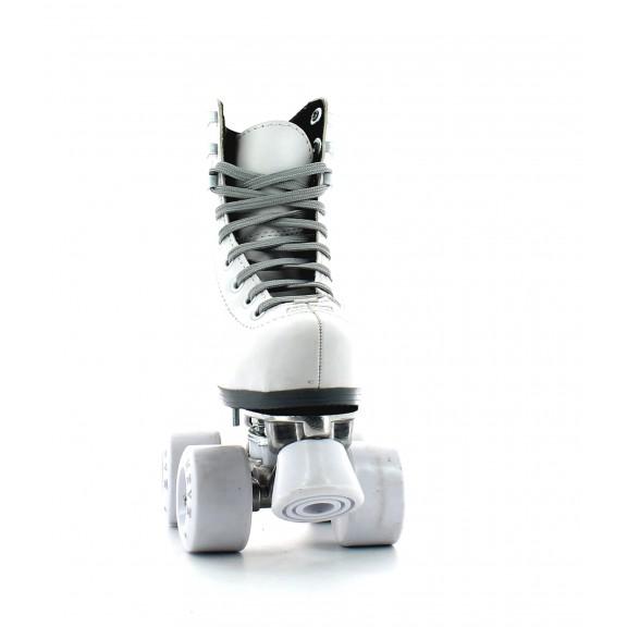 Patin bota Amaya sintetico blanco