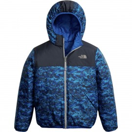 Cazadora montaña reversible T North Face Perrito royal niñ@