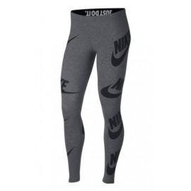 Mallas Nike Sportswear gris mujer