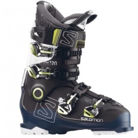 Botas esqui Salomon X Pro 120 negro hombre