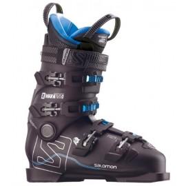 Botas esqui Salomon X Max 100 negro azul hombre