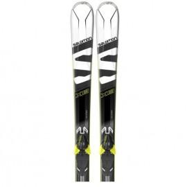 Packs esquí Salomon X-Max X8 + Xt10 negro blanco
