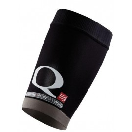 Muslera Compressport Quad Negro