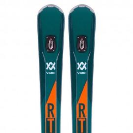 Packs esquís Völkl Rtm 86 + Ipt Wr 12 FR negro naranja