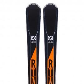 Packs esquís Völkl Rtm 81 + Ipt Wr 12 Tcx Gw  negro naranja