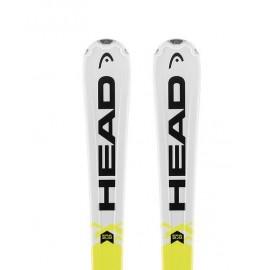Packs esquís Head Supershape Team R Slr + Slr 7.5 Ac