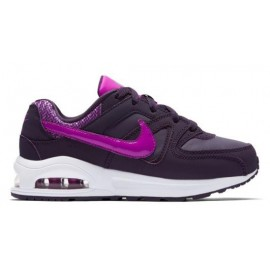 Zapatillas Nike Air Max Command Flex Ltr (PS) morado infanti