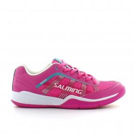 Zapatillas de balonmano Salming Adder rosa mujer