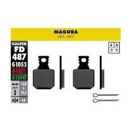 Galfer par pastillas Magura MT 5/ MT 7  standard