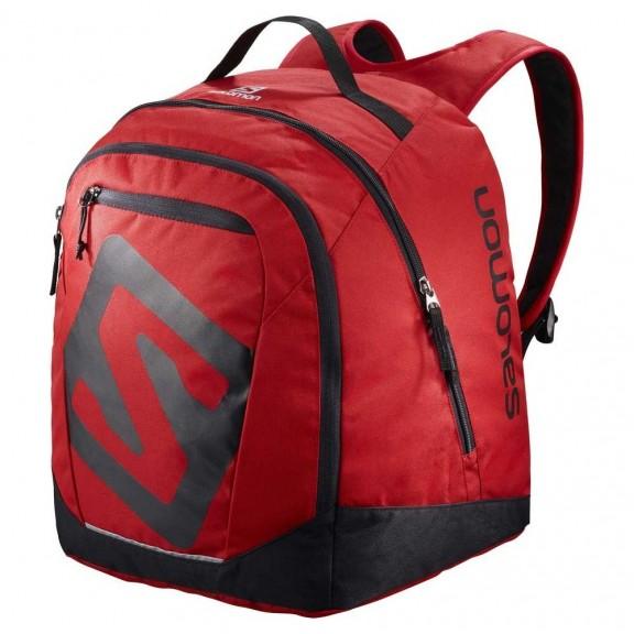 Moya Portabotas Salomon Rojo Mochila Original Backpack Gear Deportes 76yfgbvY