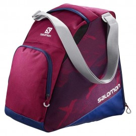Bolsa  Portabotas Salomon Extend  Gearbag beet red