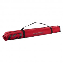 Bolsa esquís Salomon Extend 1Pair 165+20 Skibag rojo