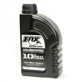 Aceite Fox 10WT rojo (32oz) 025-02-003