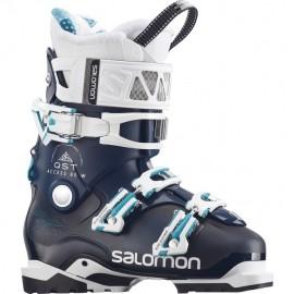 Botas esquí Salomon Qst Access 80 W petrol blue mujer