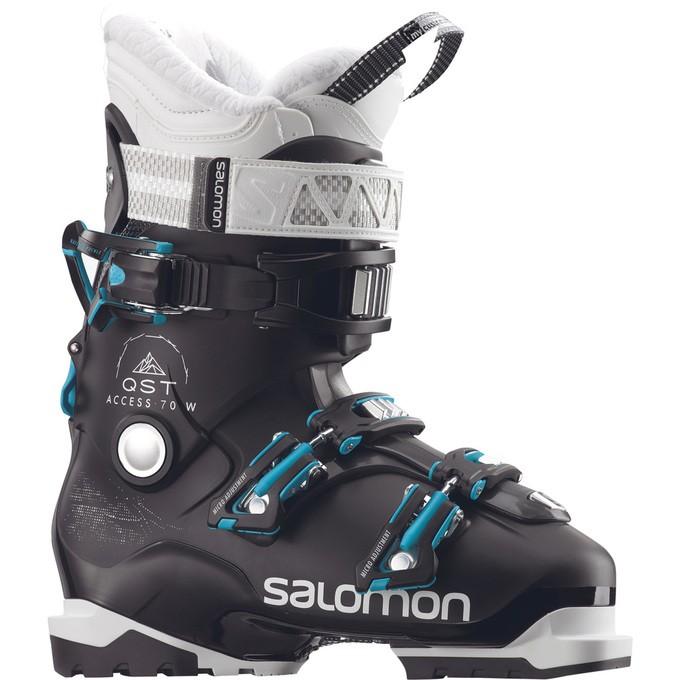 Botas esquí Salomon Qst Access 70 W negro antracita mujer