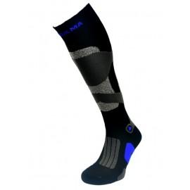 Medias Enforma Ski Rookie 1 negro azul