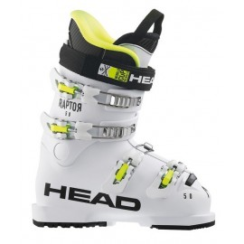 Botas esquí Head Raptor 50 white junior