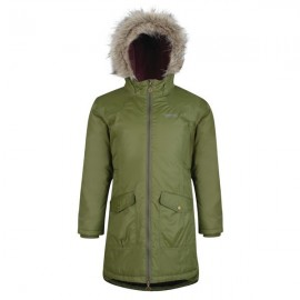 Parka outdoor Regatta Hollybank verde niña