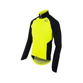 Chaqueta Pearl Izumi Road Wxb negro-amarillo hom Talla LyXL
