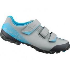 Zapatillas Shimano mtb ME200 gris-azul hombre