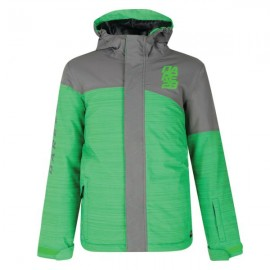 Chaqueta esqui y snow Dare 2B Wiseguy verde niñ@
