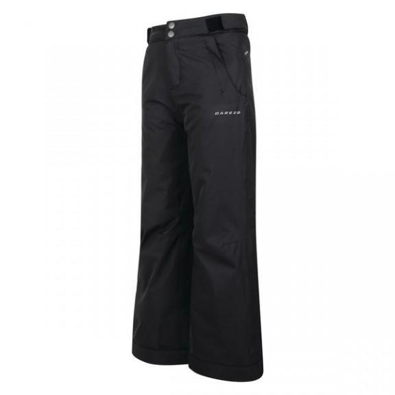 Pantalon esqui Dare 2B Wirlwind II negro niñ@