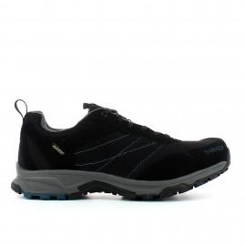 Zapatillas montaña Treksta Star Lace 101 GTX negra hombre